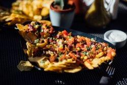 Chili Cheese Nachos image