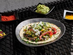 Taco Vegetarian image