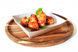 6 Piece Nuclear wings image