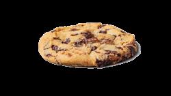 Biscuit cu ciocolată neagră image