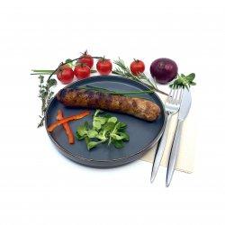 Cârnați proaspeți de porc grill image