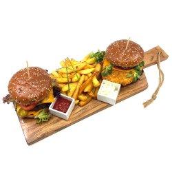 Burger festival family box  image