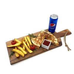 Quesadilla menu  image