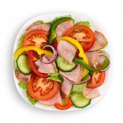 Salată cu șuncă de porc image