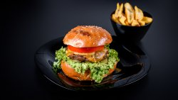 Hit Burger image