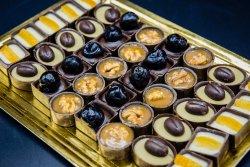 Platou bomboane ciocolată belgiană image