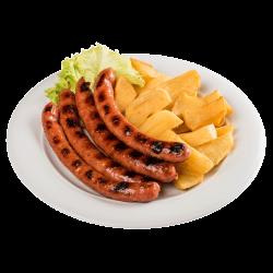Cârnăciori picanți +cartofi pai image