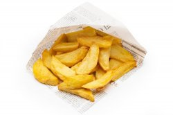 Steakhouse fries image