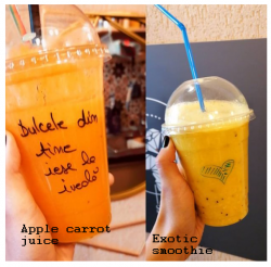 Apple Carrot Juice image