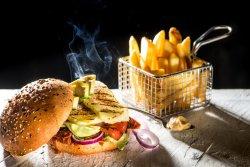 Mini Burger Halloumi image