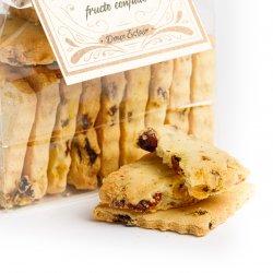 Biscuiți artizanali cu fructe confiate image