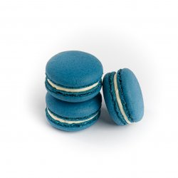 Macarons zmeură image