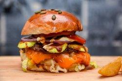 Insanity burger image