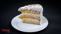 Lemon Meringue Cake  image