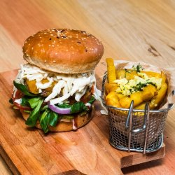 Baz special burger image