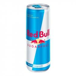 Red Bull Sugar Free 250ml. image