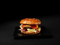 Barbeque Burger image