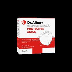 Masti protectie FFP2, Dr. Albert MPR-1200, set 10 buc. image