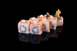 Salmon grill roll 8 buc.  image