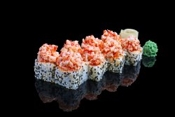 Spice shrimps roll 8 buc. image