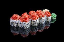 Spice tuna rolls 8 buc. image