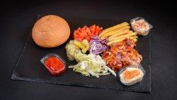 50% reducere: Kebab la farfurie + chiflă image