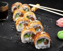 Canadian (Sushi Roll) image