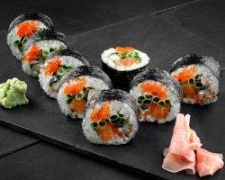 Fusion Roll Sushi image