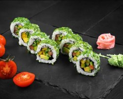 Ikebana (Sushi Roll) image