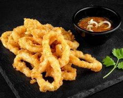 Inele de calamari tempura image