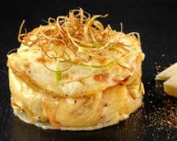 Cartofi gratinați cu cașcaval image