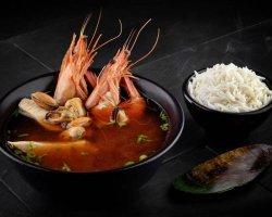 Seafood Miso Soup image