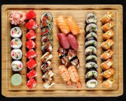 Special Sushi Set - 60 Piese image