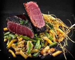 Steak de ton image