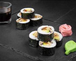 Unagi Maki (Sushi Roll) image