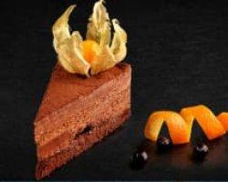 Chocolate mousse image