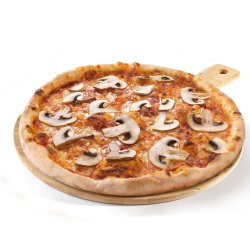 Pizza funghi  image