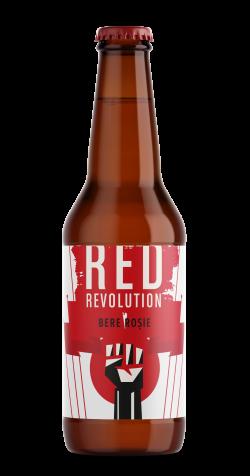 Red Revolution-biere de garde 330ml