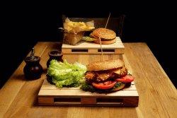 Happy Crispy Burger image