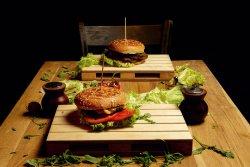 Happy Burger image
