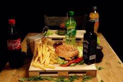 Meniu Happy Jack Daniel's Burger & Coke image