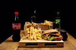 Meniu Happy Burger & Coke image