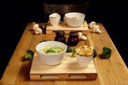 Supă cremă de Broccoli cu crutoane image