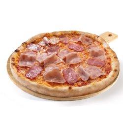 Pizza Prosciutto e Salami