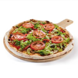 Pizza Vegetala image
