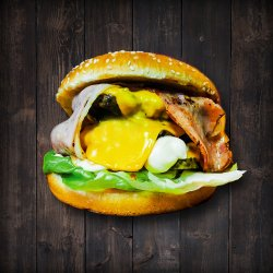 Craiova Burger image