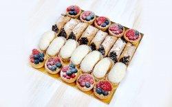 Platou Mini Prăjituri Birou image
