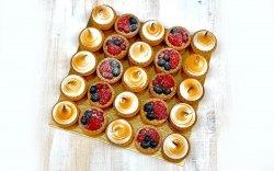 Platou Mini Prăjituri Fresh image