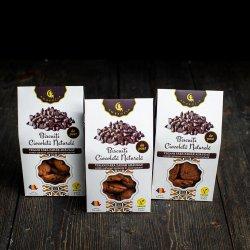 Biscuiți ciocolată naturală F.Z.