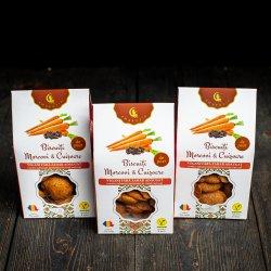Biscuiți morcovi & cuișoare F.Z.